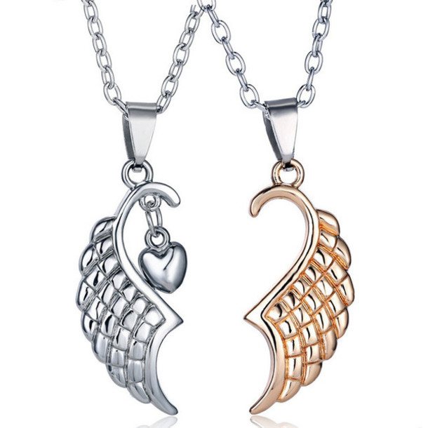 jewels couples jewelry couples necklaces couples pendants gifts for him and her girlfriend boyfriend necklaces his and hers necklaces matching jewelry mother daughter necklaces matching sister necklaces gullei