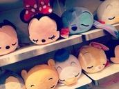 jewels,disney,minnie mouse,cute,stich,pink,blue,green,teddy bear,tumblr,grunge,pastel,belt,hat,bag,home accessory,stuffed animal
