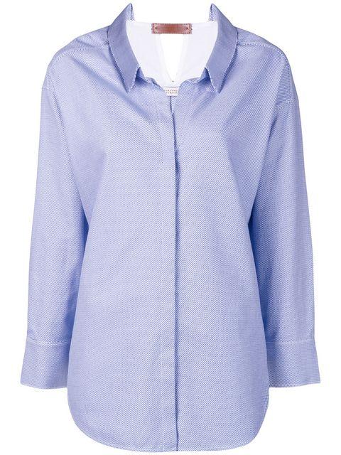 Dorothee Schumacher Neo Oversized Shirt - Farfetch