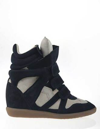 shoes basketball boots isabel marant