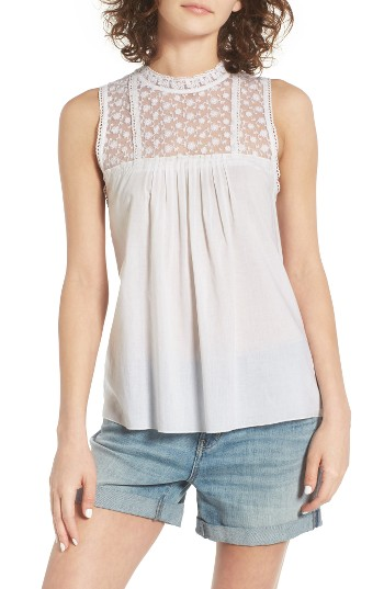Hinge Lace Tank | Nordstrom