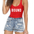 Aliexpress.com : Buy summer one piece BOUND letter print swimsuit women bodysuit bathing suit swim suits swimwear beachwear fashion jumpsuit rompers from Reliable jumpsuits kids suppliers on Steal her style