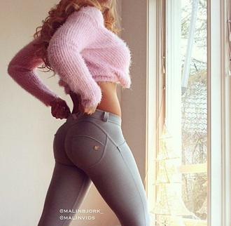 jeans amazing slim hot sweater