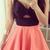 Hollow Chest Bow Dress - Juicy Wardrobe