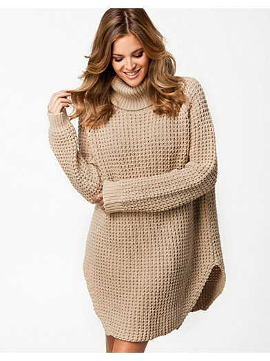 Grand Sweater - Hope - Dusty Pink - Truien - Kleding - Vrouw - Nelly.com