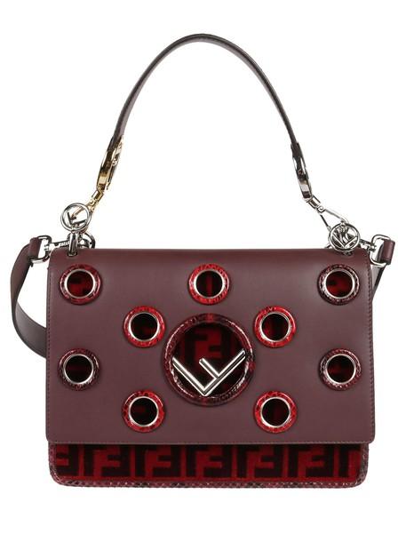 Fendi embellished bag