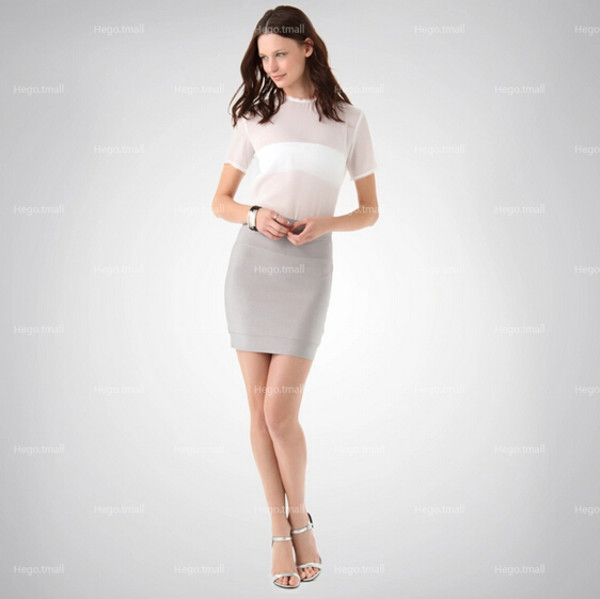 skirt 2014 bandage skirt fashion formal skirt popular skirt