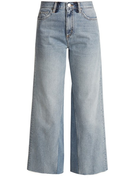 M.i.h Jeans jeans cropped jeans cropped denim light
