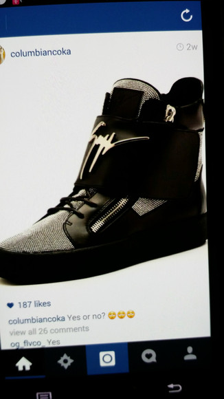 designer shoes black sneakers