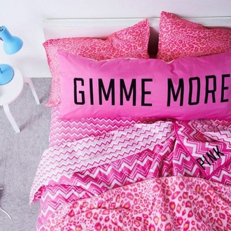 home accessory bedding girly pink
