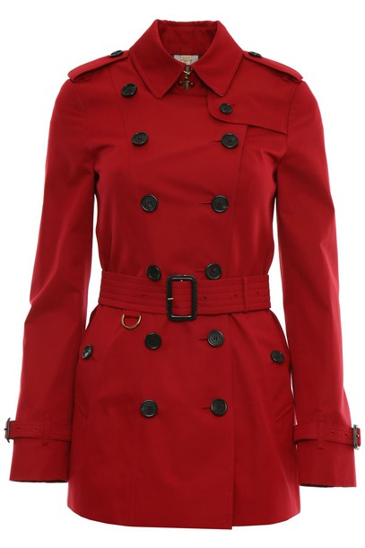 coat trench coat short