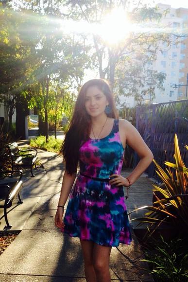 floral dress fashion dress blouse