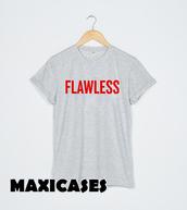 t-shirt,flawless,beyonce logo,beyonce,yonce