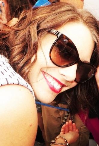 sunglasses lauren cohan glasses helpmefind exact