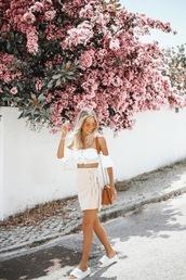 mexiquer,blogger,sunglasses,top,skirt,bag