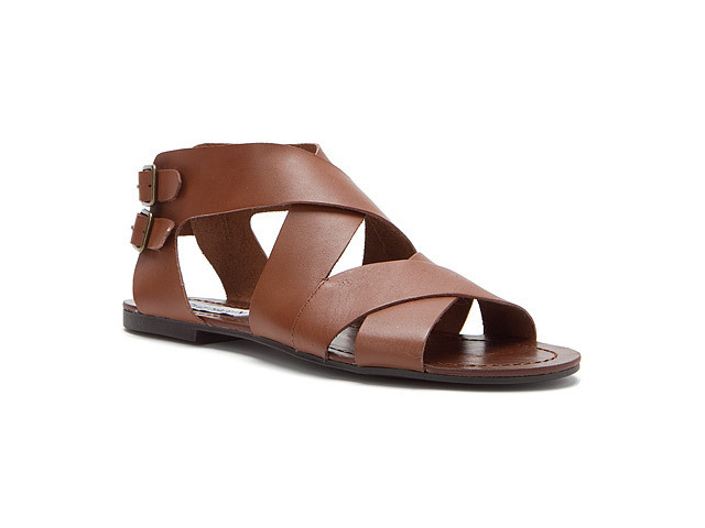 Steve Madden Achilees - Women's Gladiator Sandals, Brown  - Reviews & Prices @ Yahoo! Shopping