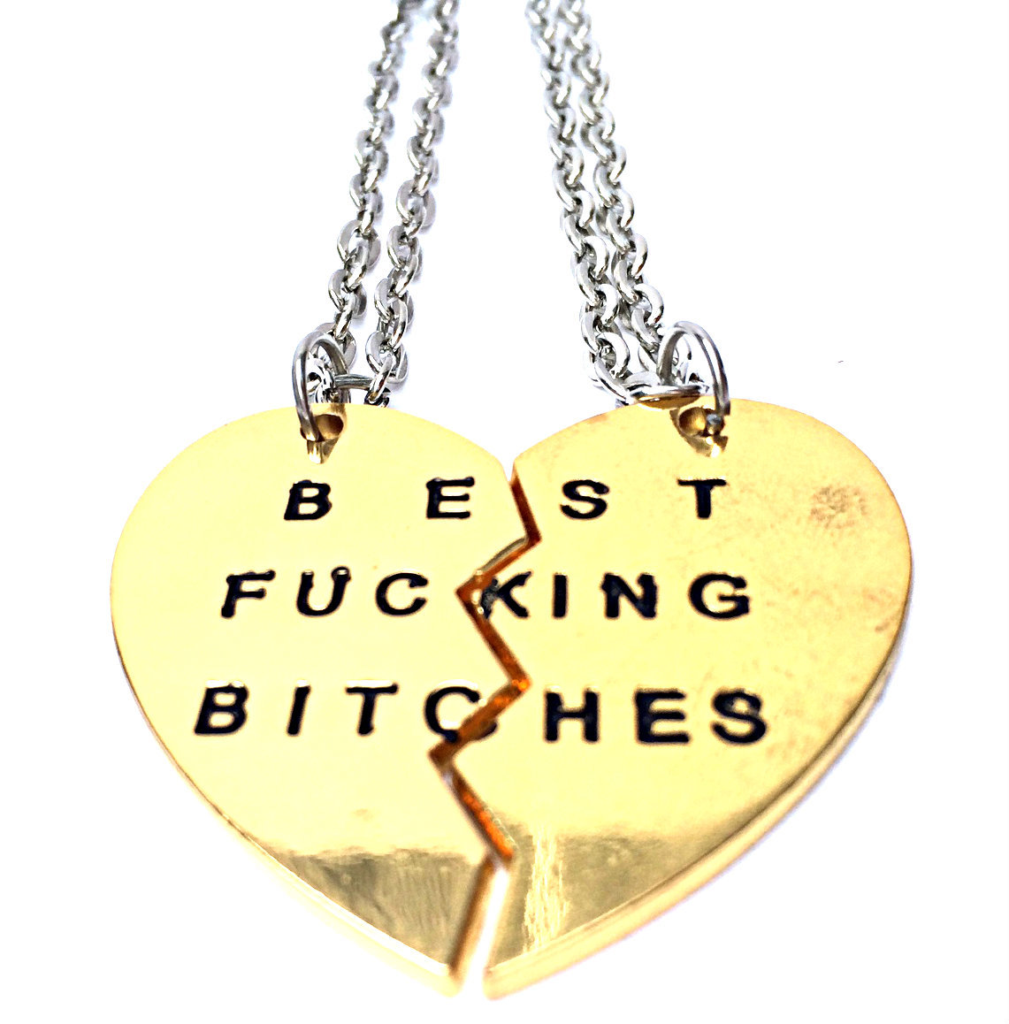Best fucking bitches necklace