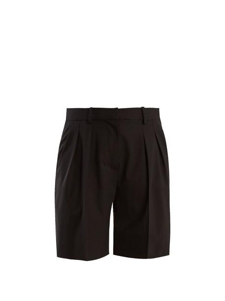 Max Mara shorts black