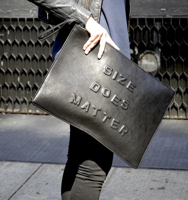 Bag: handbag, purse, black purse, oversized envelope clutch, size ...
