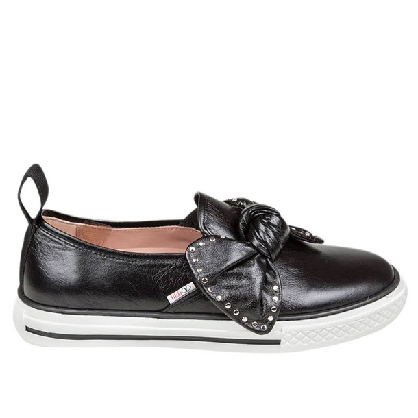 RED VALENTINO women shoes black