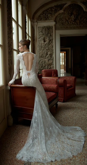 Berta Bridal Winter 2014 Collection | eleroticariodenadie