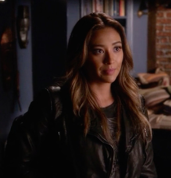 pretty little liars shay mitchell emily fields jacket leather jacket