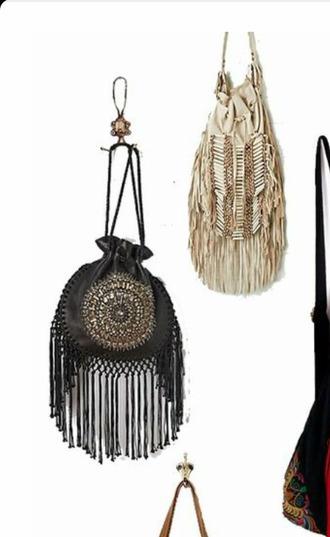bag black white tan leather gems jewels diamonds rhinestones strappy straps fringes hippie hippie chic boho boho chic bohemian gypsy love cute crossbody bag