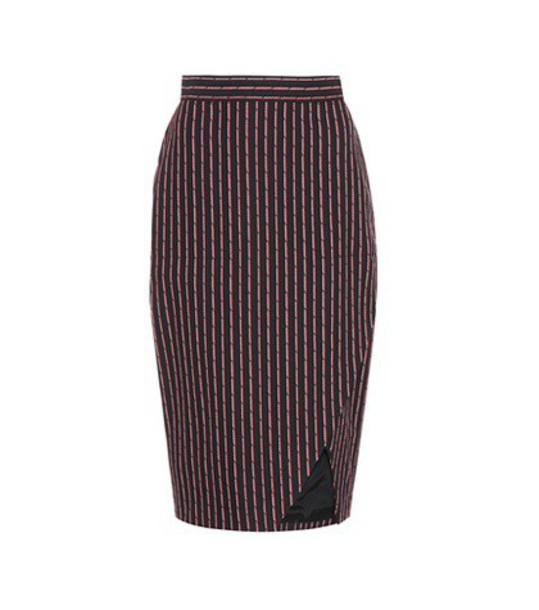 skirt cotton black