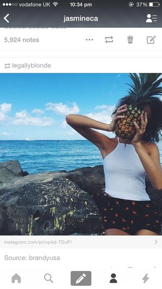 shorts pineapple shorts orange shorts black shorts pineapples