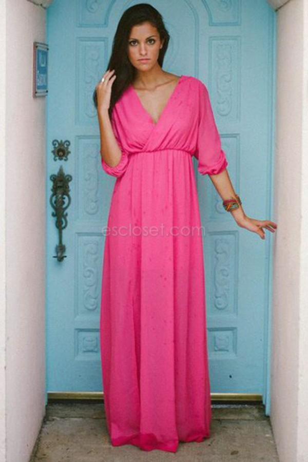 maxi dress pink maxi dress pink maxi pink dress summer dress