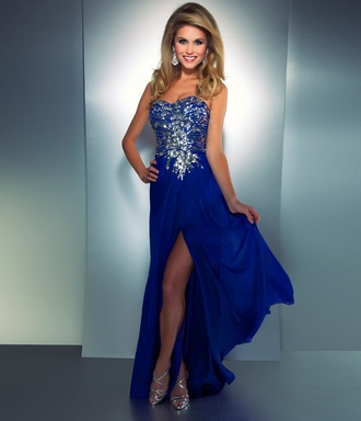 dress blue dress royal blue dress royal blue prom dress royal blue prom gown