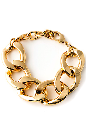 Accessories Boutique Bracelet Street Smart Gold -  Karmaloop.com