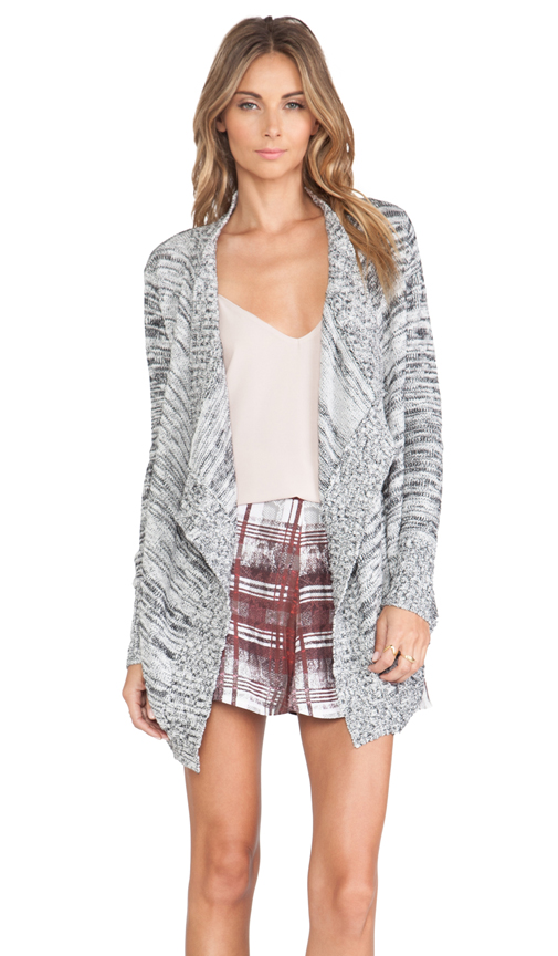 Lovers   friends skyler sweater in black from revolveclothing.com