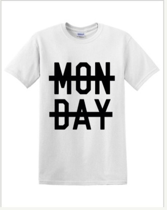 t-shirt niall horan monday