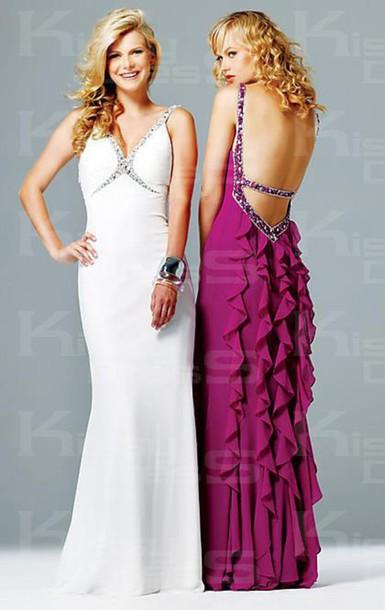 dress prom dress long prom dress backless prom dress cheap dress