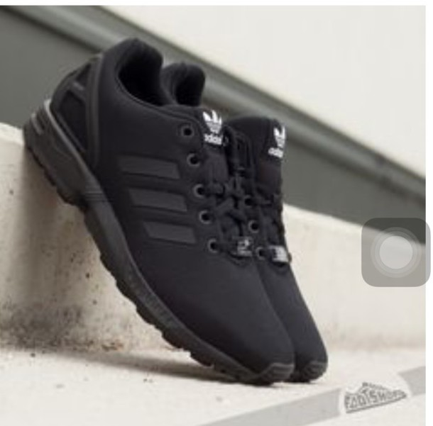 shoes adidas black sneakers