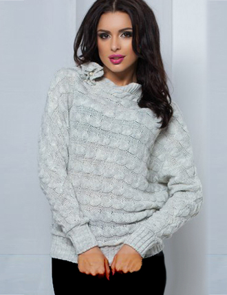 sweater zefinka outfit knitwear knitted sweater