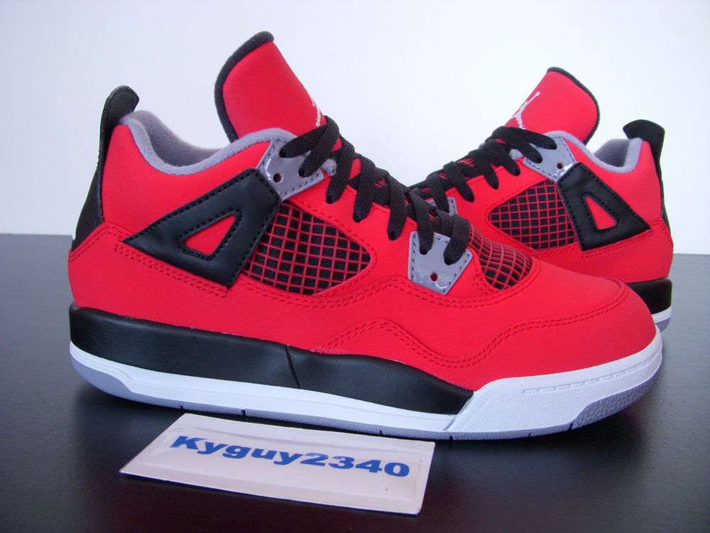 Air Jordan 4 Toro Ebay Usa