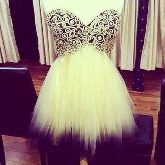 dress rhinestone jewels white dress prom dress purple white lace dress clothes girly female