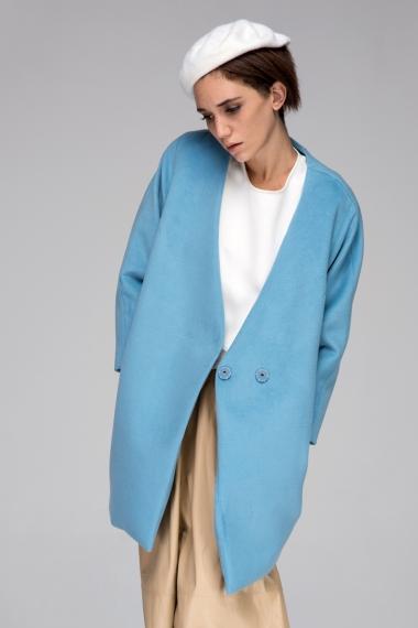 Cocoon coat - FrontRowShop