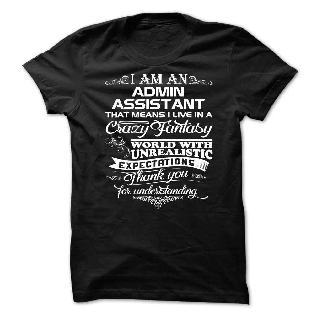 Awesome Admin Assistant Shirt-rrikjdhmbw T-Shirt, Hoodie - HUMAN T-SHIRTS