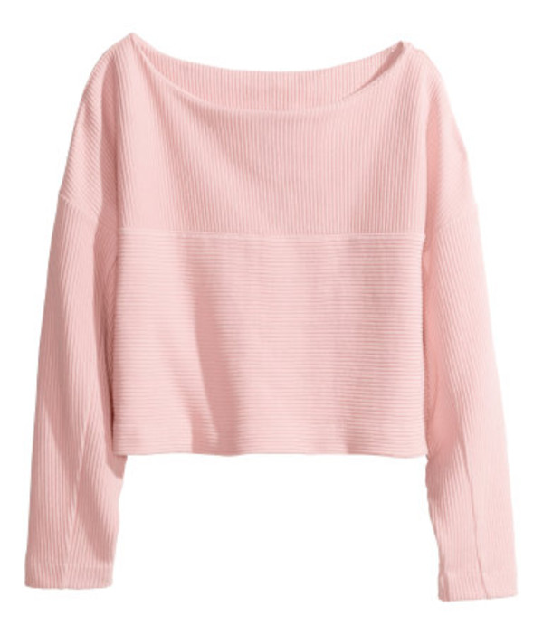 top crop tops h&m