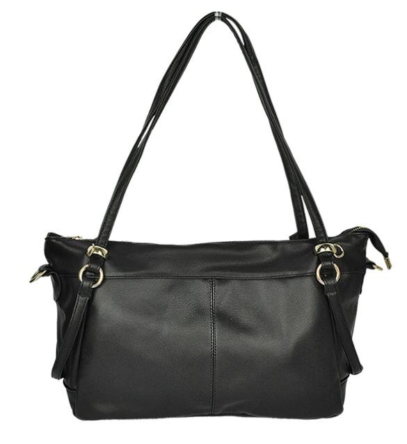 Women's PU Leather Retro Handbag Vogue Shoulder Bag Cross Body