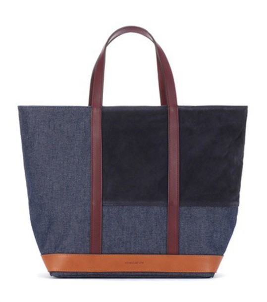 Vanessa Bruno denim blue bag