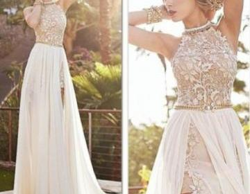 Pd242 Fashion Prom Dress,Sexy Halte..