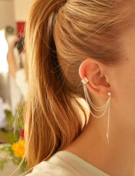 earrings bella thorne fancy girly