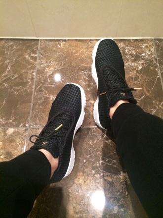 shoes jordans black sneakers