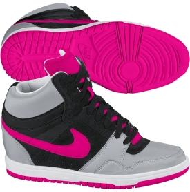 Nike women's force sky high fashion sneaker