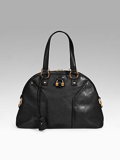 Saint Laurent - YSL Large Muse Handbag - Saks.com