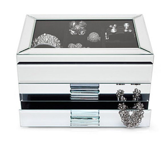 jewels mirror jewelrybox